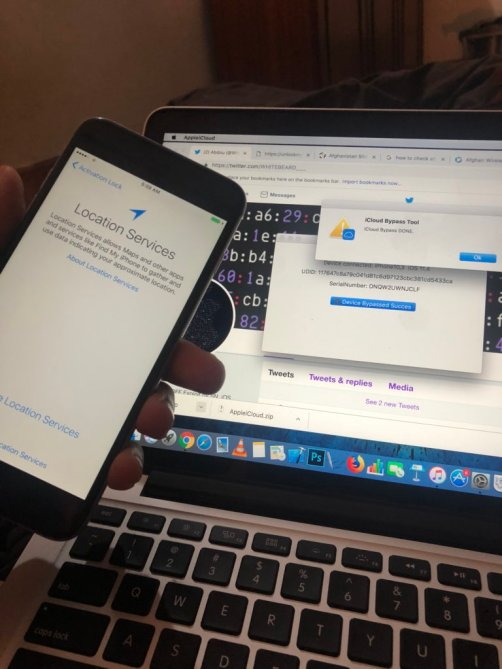 iCloud Bypass free