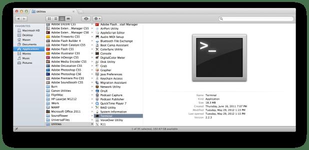 install libimobiledevice on mac