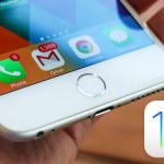 Unlock IOS10 without pressing home button