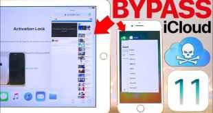 Bypass iCloud Lock Access Apps iPad ios11