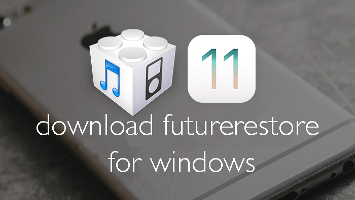 Download futurerestore for windows or mac version