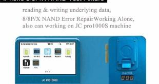 JC Pro1000S Chip Programmer