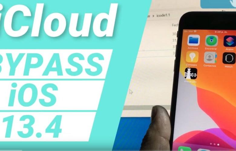 iRogerosx iCloud Bypass iOS 13.3.1/13.4 Windows 7/8/10 and Mac files