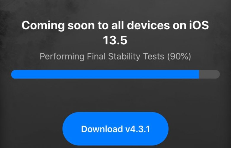 Unc0ver 5 jailbreak tool Coming soon to all devices on iOS 13.5