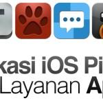 6 Aplikasi App.net iOS