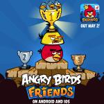 Angry Brids Friends untuk iOS