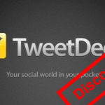 RIP Tweetdeck Mobile