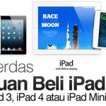 Tips Beli iPad di Indonesia