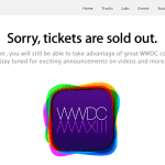 WWDC 2013 Tiket Sold Out