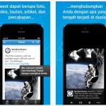 Twitter untuk iPhone - Istimewa