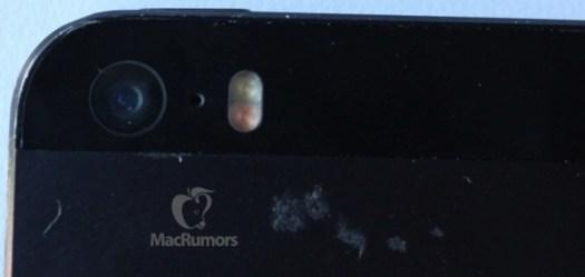 2 Led FlashCamera iPhone 5S