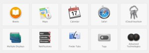 Aplikasi Istimewa OS X Mavericks