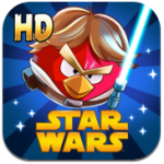 Angry Birds Star Wards HD Icon