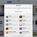 Aplikasi Apple iWork dan iLife Gratis di iOS 7