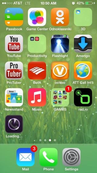 iOS 7 Beta 3 Instalasi App