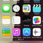 Icon di Notifikasi iOS 7 Beta 5