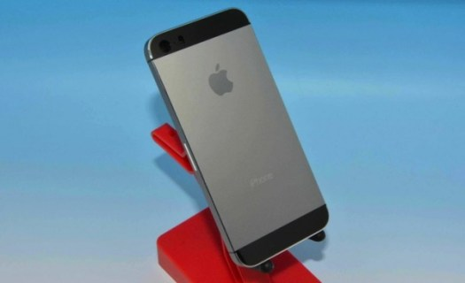 Inilah iPhone 5S Warna Graphite