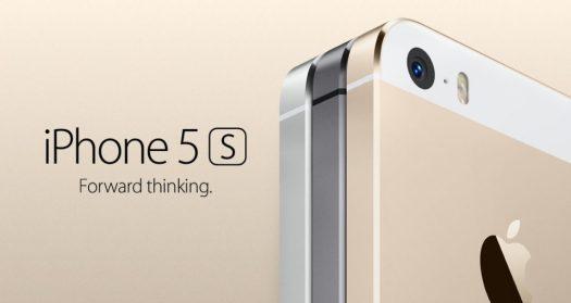 iPhone 5S dan 1 Warna Baru (Emas)
