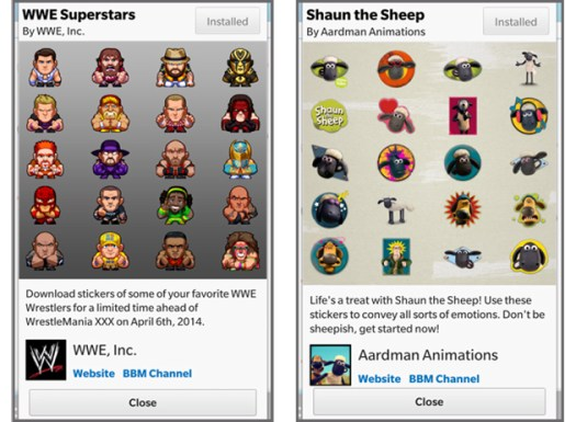 BBM, update apps, appstore, itunes