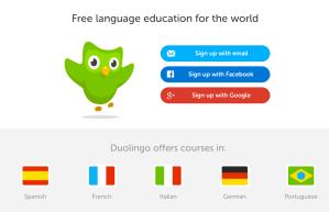 Duolingo solusi praktis belajar bahasa asing