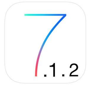 iOS 7.1.2 dari Apple