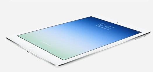 iPad Air, Layar Retina, Prosessor A8, Rumor Apple