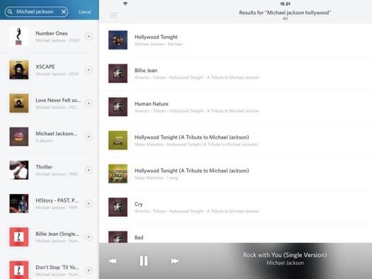 Rdio-3.0.9, aplikasi iOS, Music Player Online