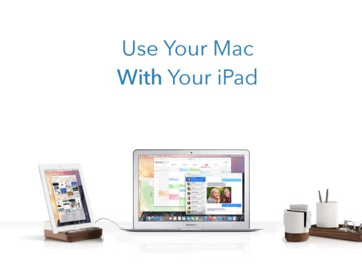 duet display, share layar, Mac, iOS, OS X