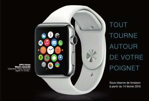 Apple Watch, Cora Department Store, Peluncuran Apple Watch