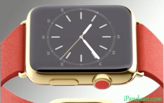 Apple Watch, Gold Editions, Emas Emas