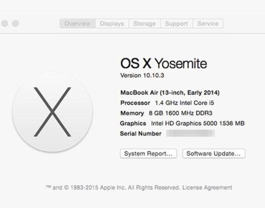 Apple, OSX, Yosmite, Public Beta, OSX Yosemite 10.10.3 Public Beta
