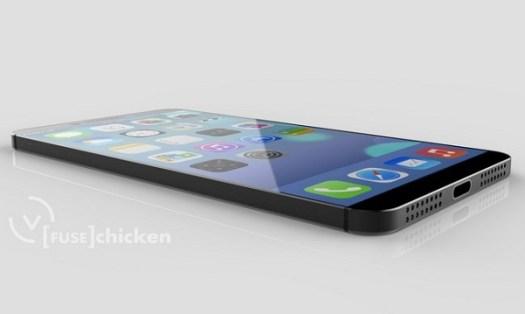iPhone, iPhone 6s, iPhone 7, Bezel Less