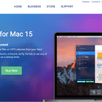 NTFS for Mac 15 buatan Paragon