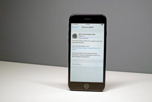 iOS 11 4
