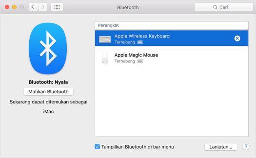 Cara Mengaktifkan Bluetooth