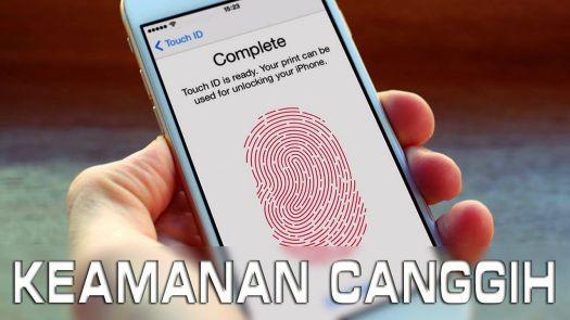 Cara Mengaktifkan Touch ID