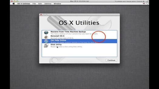 Cara Install Mac OS X dengan Mudah