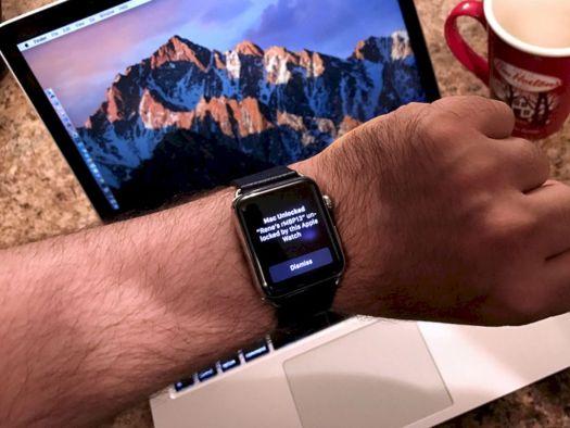 Cara Membuka MacBook dengan Apple Watch