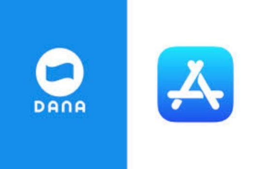 Menggunakan DANA di App Store