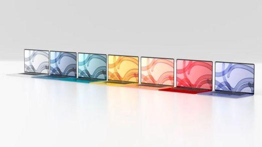 MacBook Air akan Datang dengan Pilihan Warna
