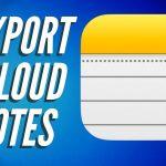 Cara Export Apple Notes Menjadi File PDF