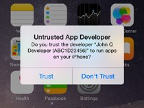 Apple Responds To 'Masque Attack' Vulnerability; Not Aware…