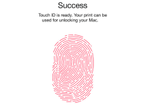 Apple To Integrate Touch ID Fingerprint Scanner Into New MacBooks, Magic Mouse and Trackpad (Rumor)