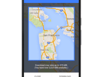 Google Maps now Provides Turn-by-Turn Directions for Offline Maps.