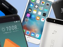2016: iOS and Android dominate the smartphone market, Windows and BlackBerry worse
