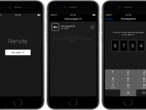 Apple releases the new Apple TV Remote application, a great remote for iPhone