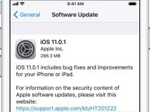 Apple Releases iOS 11.0.1 for iPhone, iPad, and iPod Touch [LINK TO DOWNLOAD]
