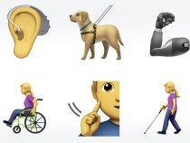 Apple has proposed new emojis dedicated to people with disabilities