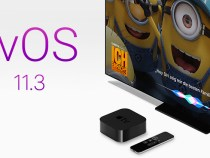Apple releases tvOS 11.3: here are all news