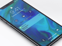 Lockscreen of iOS 12 with integration to Complications | Concept